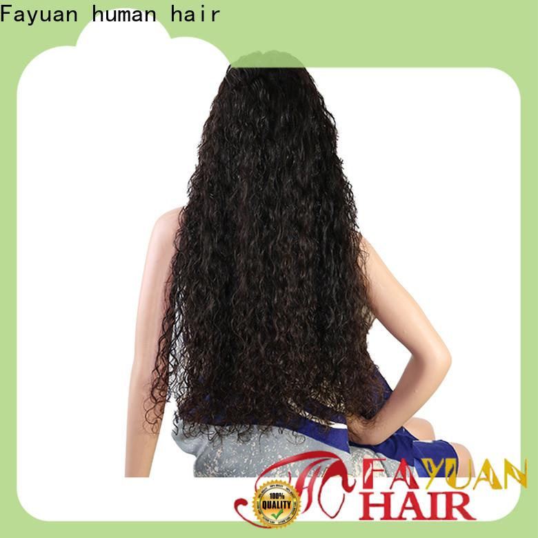 Fayuan Hair custom made wigs near me Supply