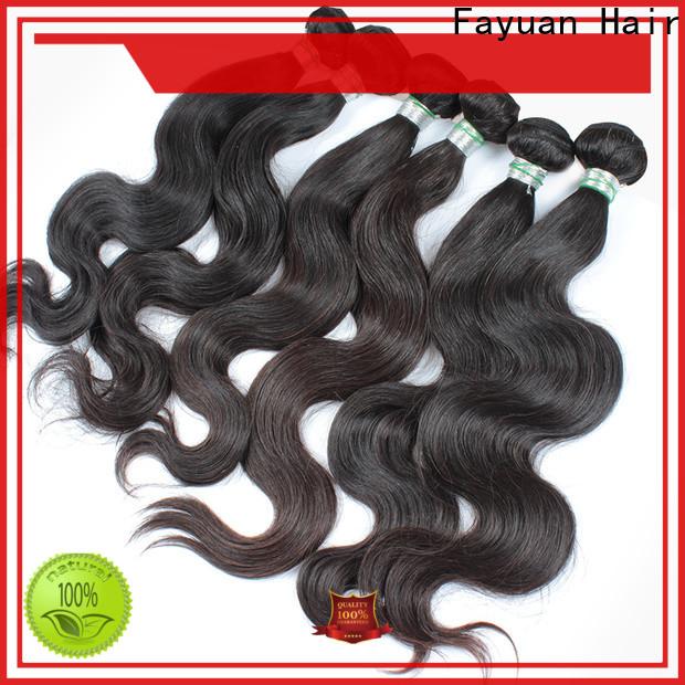 New brazilian virgin remy hair factory