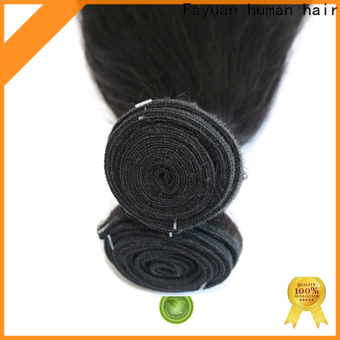 Fayuan Hair malaysian hair weave for sale manufacturers