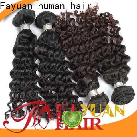 Fayuan Hair Latest malaysian curls manufacturers