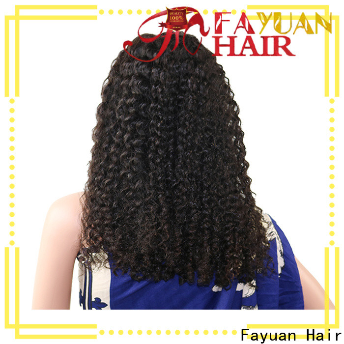 Fayuan Hair New lace front wig store Suppliers