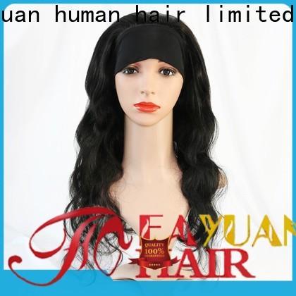 Fayuan Hair New artificial wigs online factory