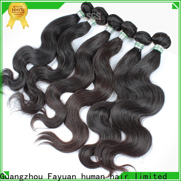 Fayuan Hair virgin hair manufacturers
