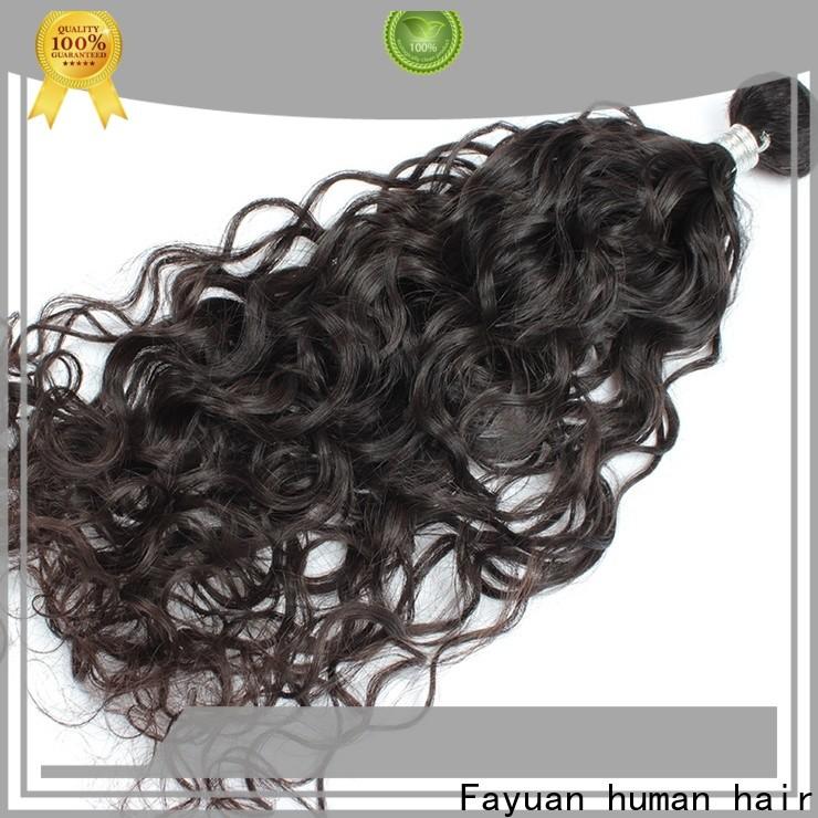 Fayuan Hair Best virgin indian hair company