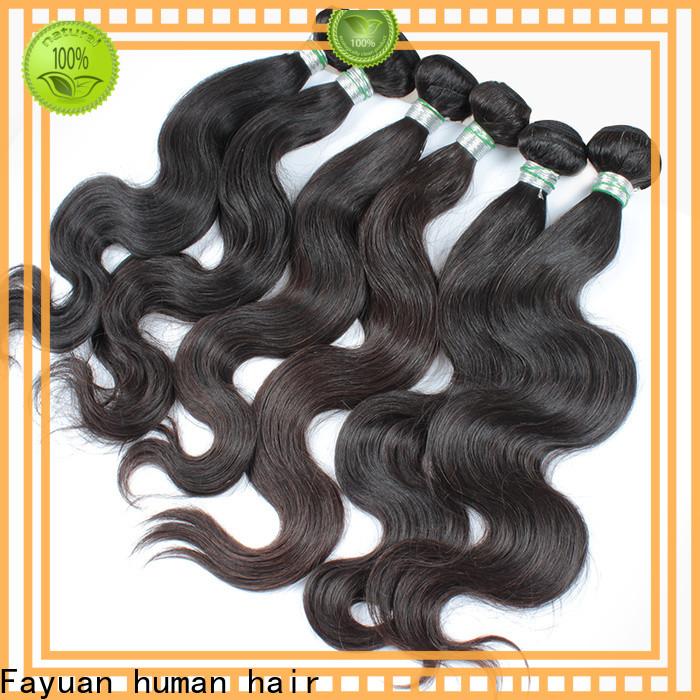 Fayuan Hair Latest brazilian straight hair Suppliers