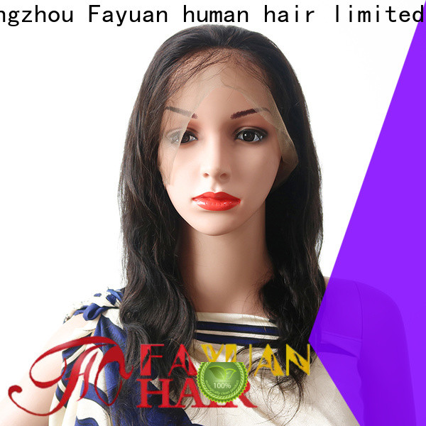 Fayuan Hair Top wholesale lace wigs manufacturers