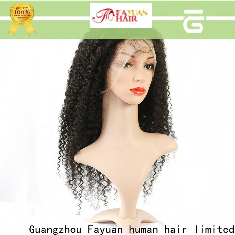 Top custom made wigs near me factory