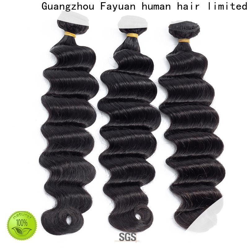 Fayuan Hair indian hair vendors Supply