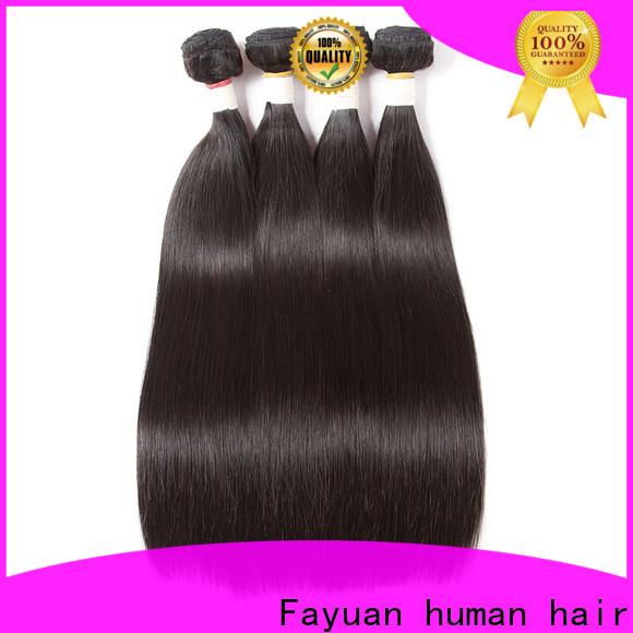 Fayuan Hair Best cheap brazilian human hair for business