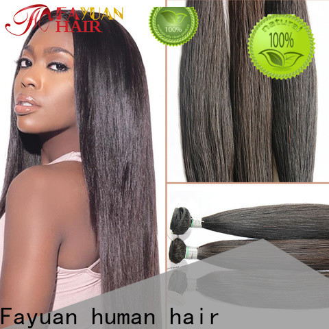 Fayuan Hair best human hair lace wigs manufacturers