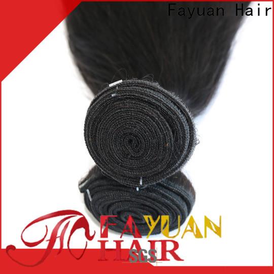 Custom cheap virgin hair bundles factory