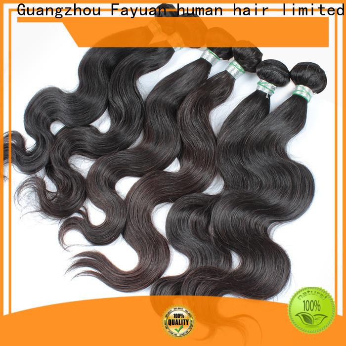 New brazilian virgin remy hair manufacturers