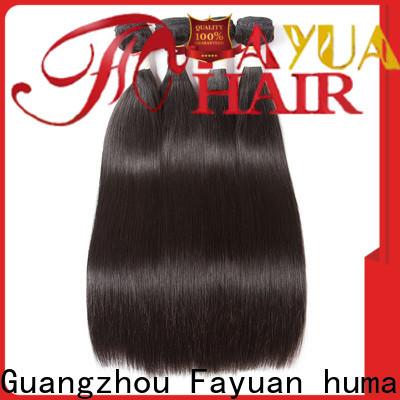 Fayuan Hair Top brazilian body wave hair company