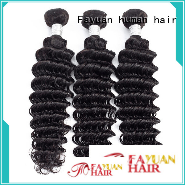 bundles curly hair weave peruvian series for street