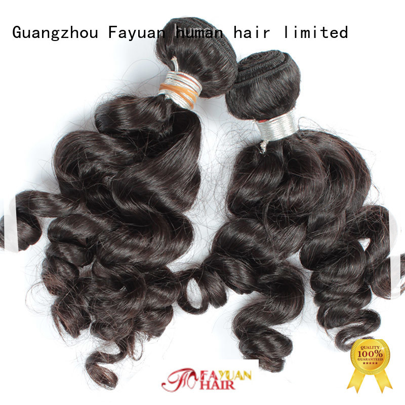 Fayuan Top indian hair distributors Supply for men