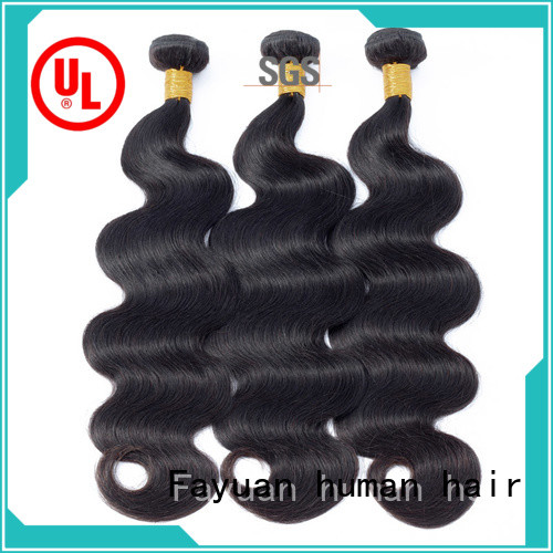Fayuan High-quality quality peruvian hair for business for street