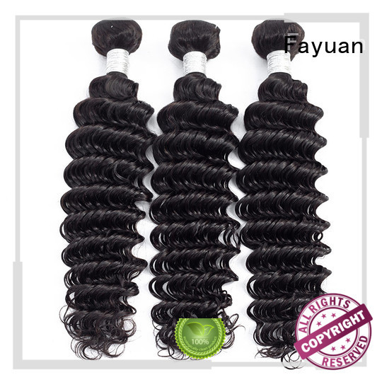 Fayuan Latest curly hair extensions factory for street