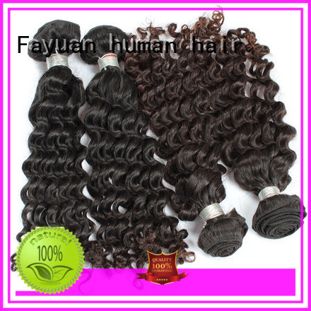 malaysian curly hair loose for selling Fayuan