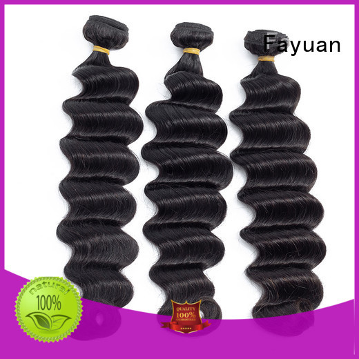 Fayuan Indian indian remy hair loose for selling