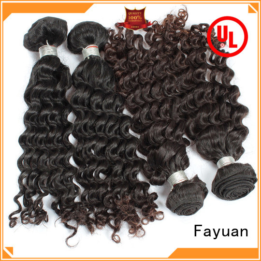 High-quality malaysian curly hair weave wave Supply for women