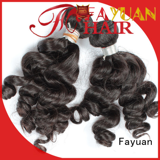 Fayuan High-quality indian wavy hair Supply for men