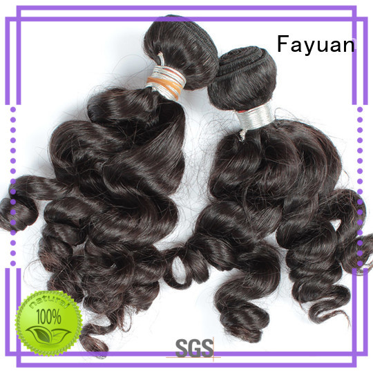 deep wavy hair loose for barbershop Fayuan