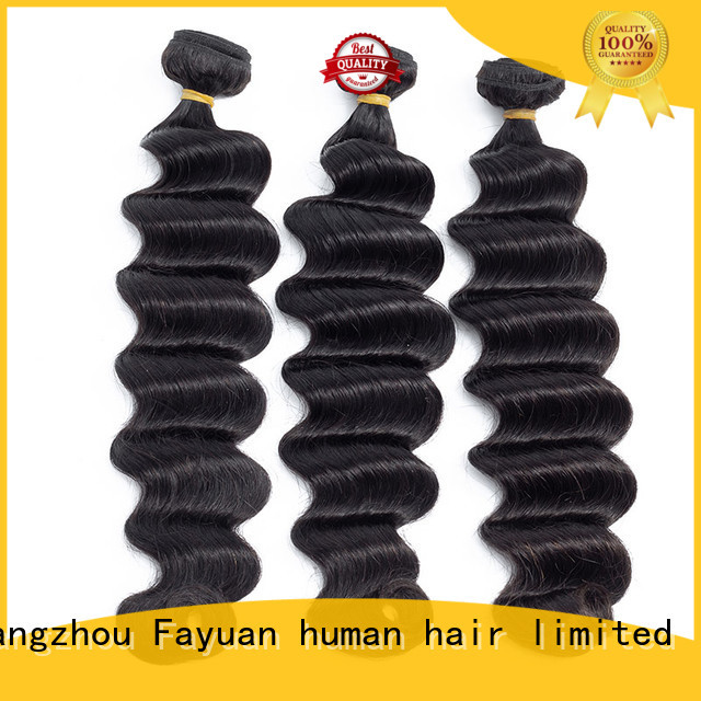 grade raw indian hair grade for barbershop Fayuan