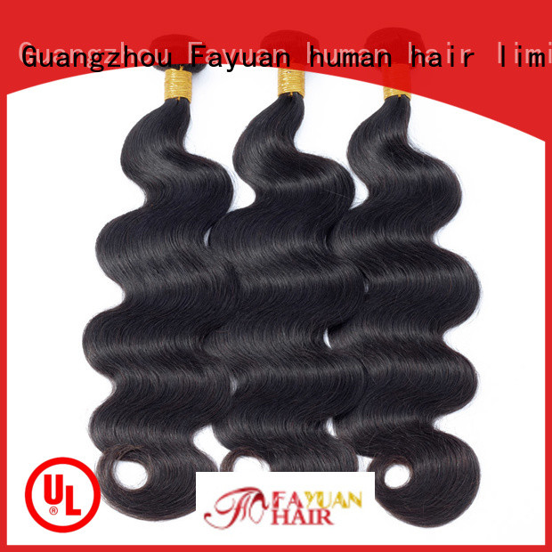 Fayuan Latest curly peruvian company for women