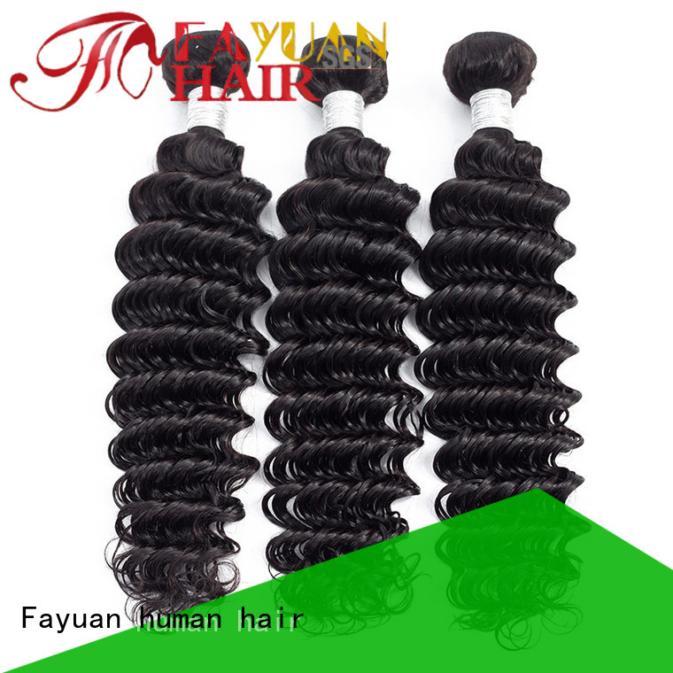 Fayuan Top shop peruvian hair factory for street