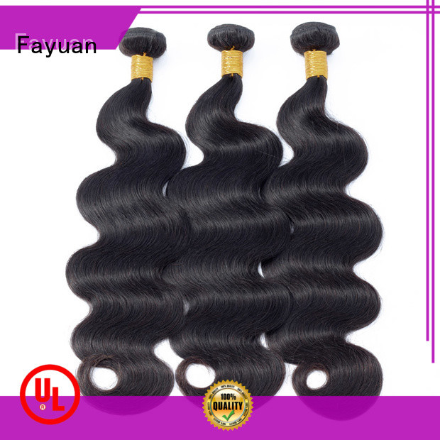 Fayuan Custom peruvian natural curly hair Suppliers for women