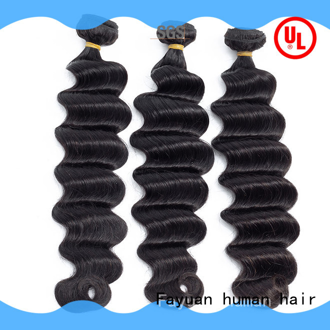 Indian Virgin deep wave best grade hair