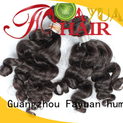 Fayuan Custom indian hair company wholesale company for barbershop