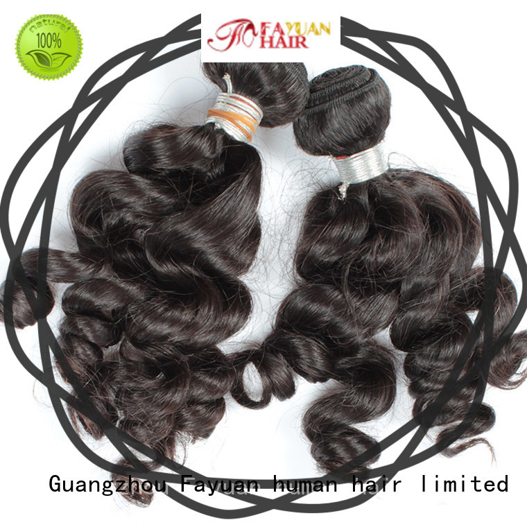 Fayuan High-quality hair extensions for indian hair for business for selling