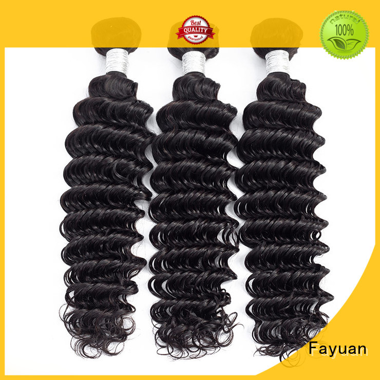 bundles remy hair wigs hair for street Fayuan