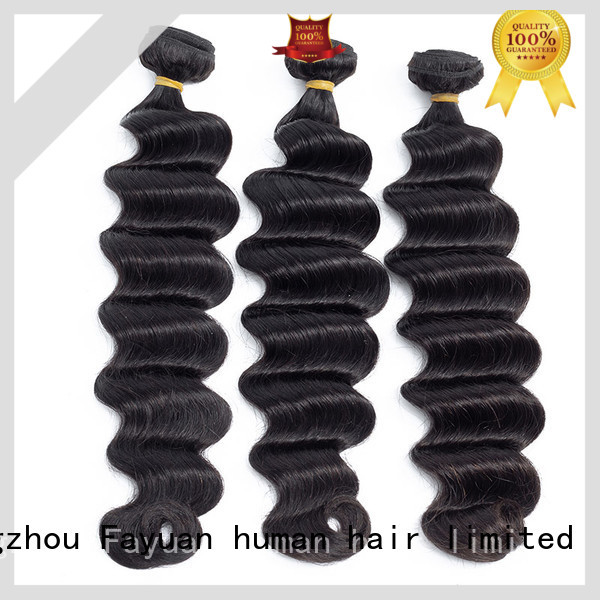 deep indian hair weave series for selling Fayuan