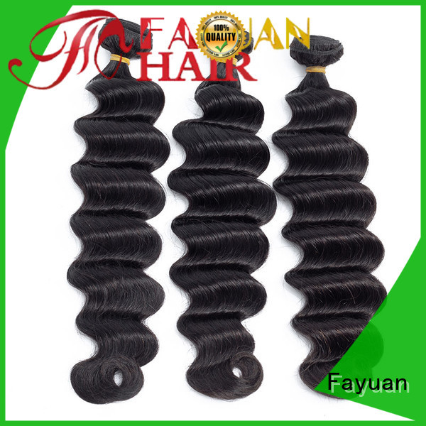 Fayuan hair indi remi hair factory for street