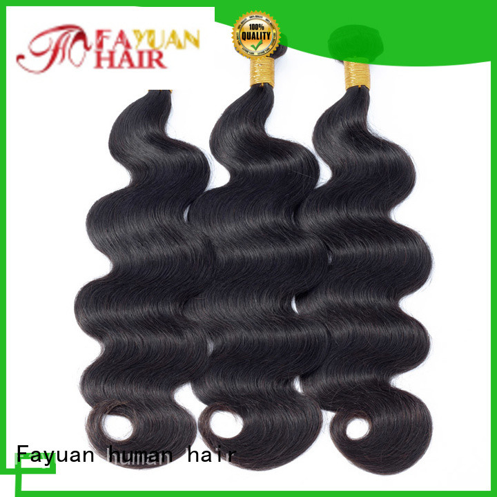 Fayuan curly remy hair wigs manufacturer for women
