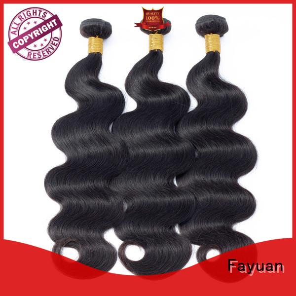 Fayuan virgin lace closure grade for women