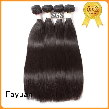 Fayuan High-quality wholesale brazilian hair manufacturers for barbershop