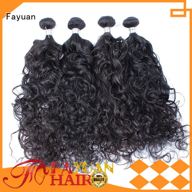 Fayuan hair curly hair extensions Suppliers for women