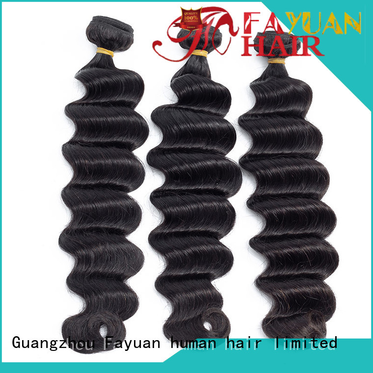 Fayuan Custom indian hair wholesale suppliers for business for street