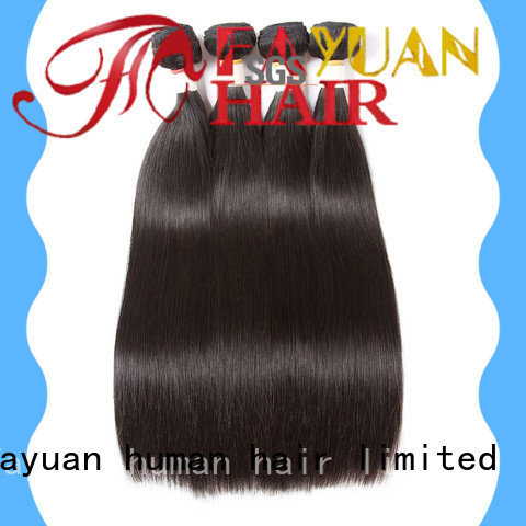 Fayuan hair brazilian hair factory for street