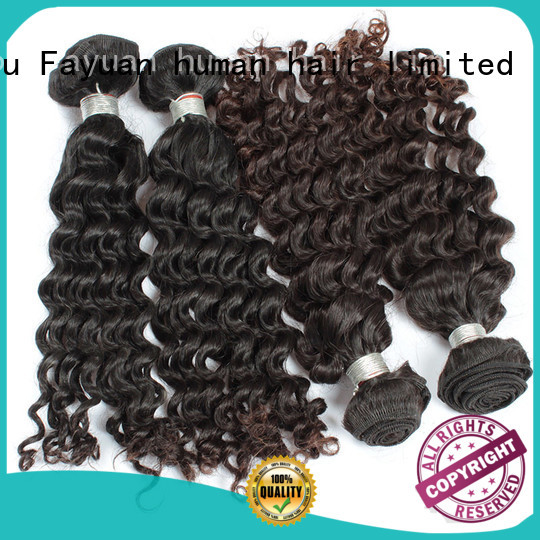 hair natural wavy wholesale for barbershopp Fayuan
