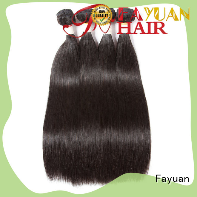 Fayuan High-quality cheap brazilian curly hair bundles Suppliers for women