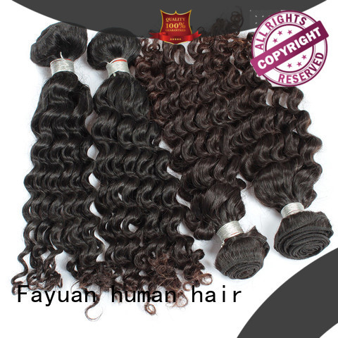 virgin malaysian hair human for street Fayuan