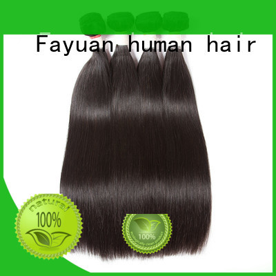 Fayuan Wholesale affordable brazilian hair factory for women