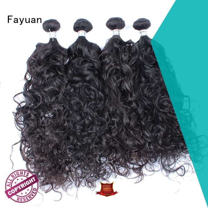 virgin hair bundles deep for selling Fayuan