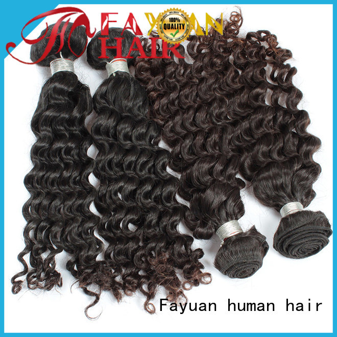 Fayuan Wholesale malaysian hair wigs manufacturers for street