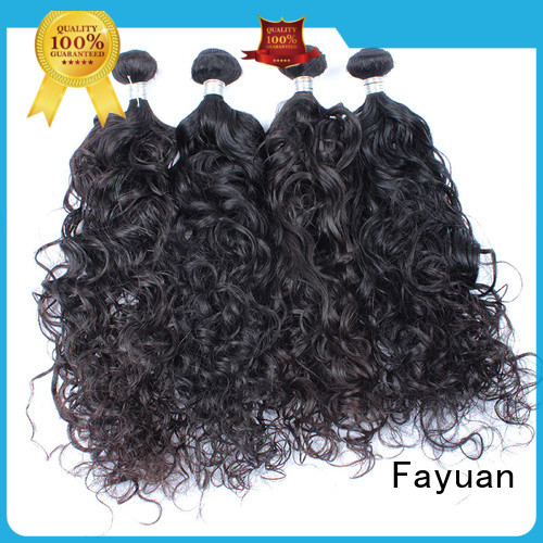 loose natural wavy grade for street Fayuan