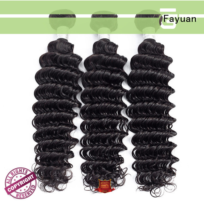 Fayuan Latest peruvian natural wave weave manufacturers for selling